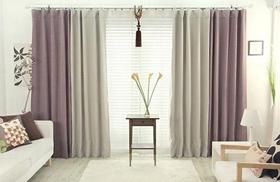 整装软装建议卧室窗帘选这3种颜色