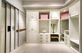 烟台全屋定制衣柜的常见设计方法