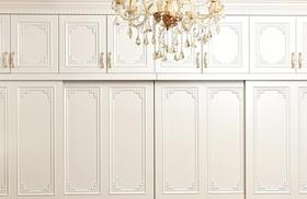 全屋家具定制品牌总结欧式衣柜定制所要掌握的事项