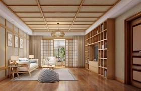 日式风格巧妙家装装饰,舒适自然还温馨